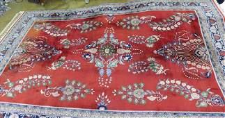 Fine Lilihan rug, 10 x 14