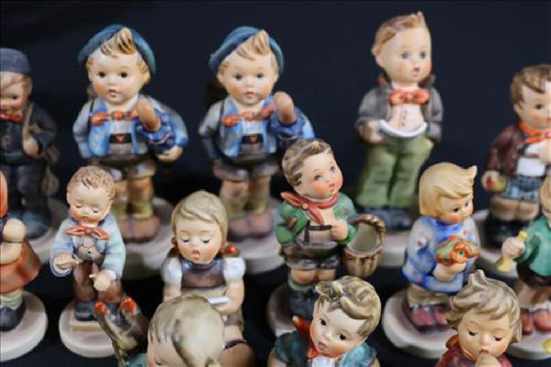 15 pieces Hummel figurines, Goebel W Germany - 2
