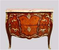 Mid 19th Century French Louis XV commode