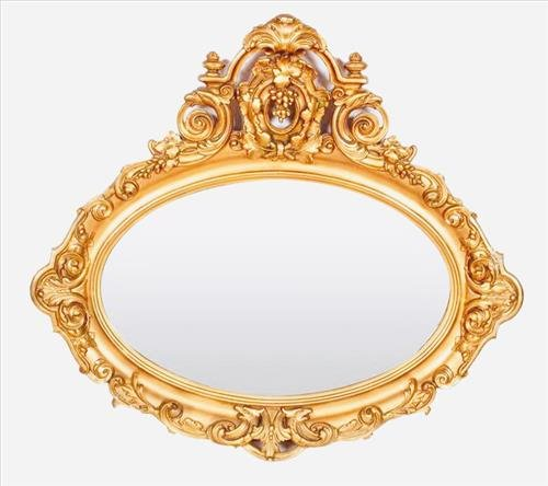 Outstanding Mid 19th Century mirror