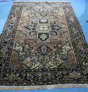 Handmaid Persian rug, 5 ft. 11 in. x 9 ft.