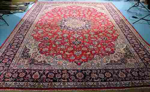 Hand made Persian rug, 10 ft. 1 in. x 13 ft. 9 in.