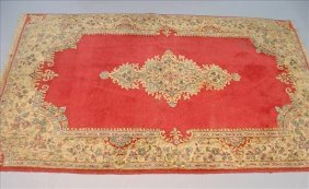 Antique Persian rug - 3 ft. 11 in. X 6 ft.2 in.