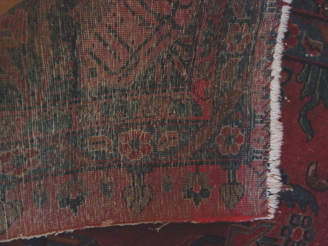 Rug 4ft 9 1/2 inches x 7ft 9 1/2 inches - 3