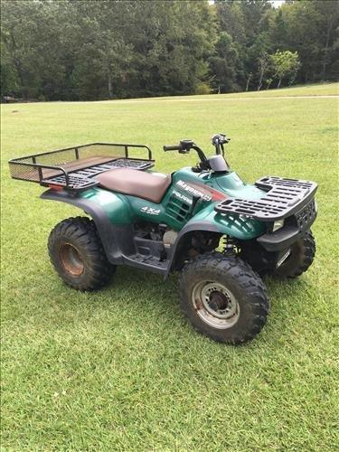 Polaris Magnum 325 4x4 4 Wheeler ATV Automatic