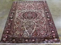 Handmade wool Persian area rug Lilihan