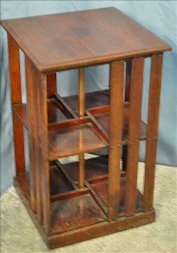 Cherry Danner bookcase, signed dated 1877, 29 x 18