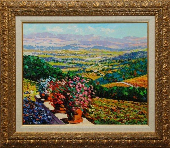 KERRY HALLAM - Original Painting