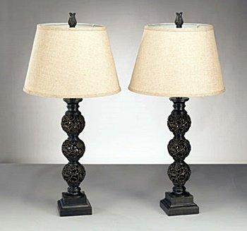 Table Lamp - pair (52613)