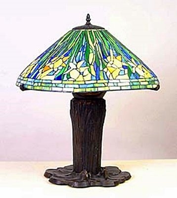 Daffodil Shade - Pond Lily Base (11187)