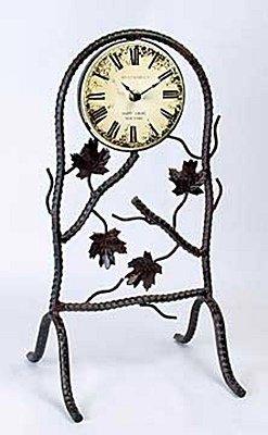 Wrought Iron Clock (6522)