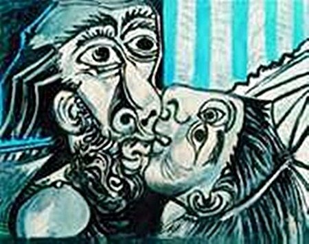 The Kiss-Collection Domaine Picasso