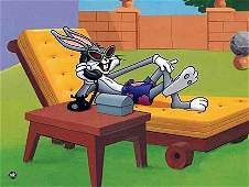 """Warner Bros. """"HOLLYWOOD HARE"""" Bugs Bunny in Hollywood"""