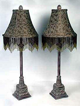 Buffet lamps. Pair (50671)