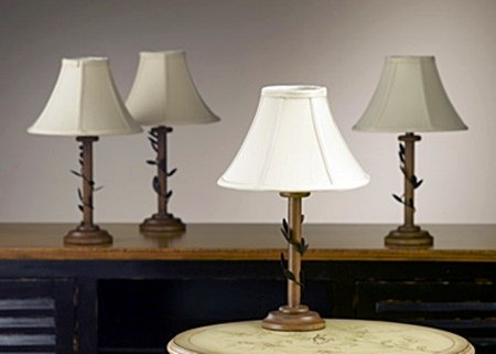 Lamps - set of four (50824)