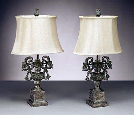 Table Lamp - pair (52602)