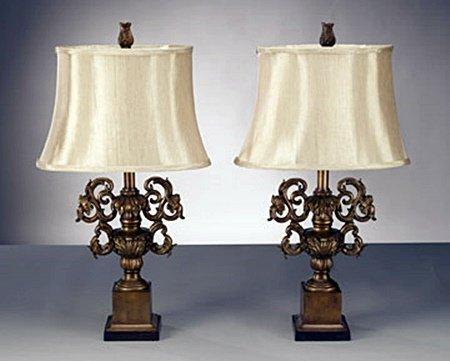 Table Lamp - pair (52603)