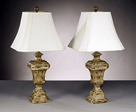 Table Lamp - pair (52605)