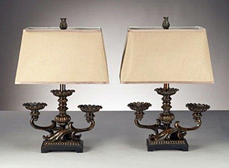 Table Lamp - pair (52606)