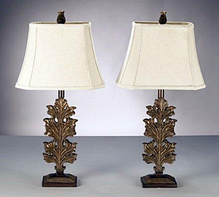 Table Lamp - pair (52607)