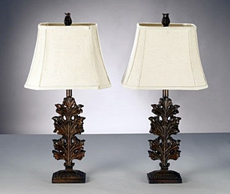 Table Lamp - pair (52609)