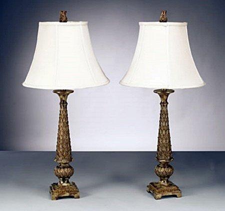 Table Lamp - pair (52610)