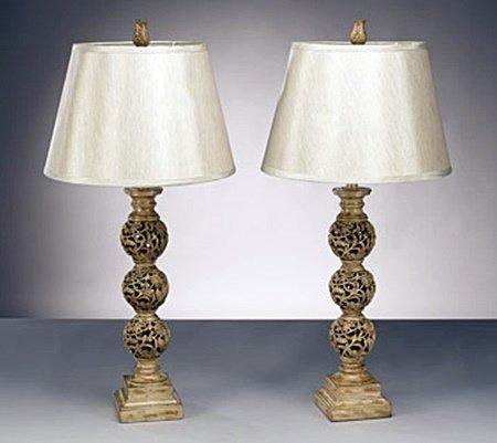 Table Lamp - pair (52612)