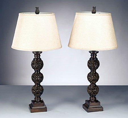 Table Lamp - pair (52614)