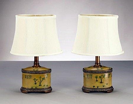 Table Lamp - pair (52615)