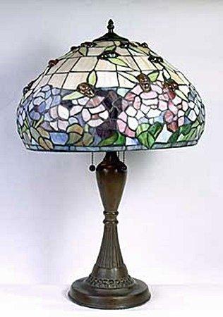 Lamp w/Bees (50807)