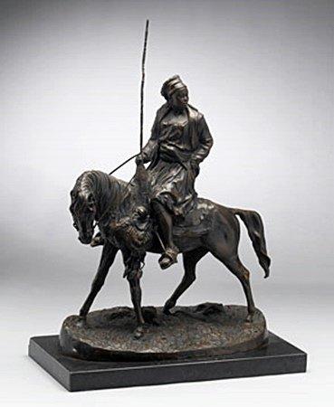 Lady on Horse (26057)