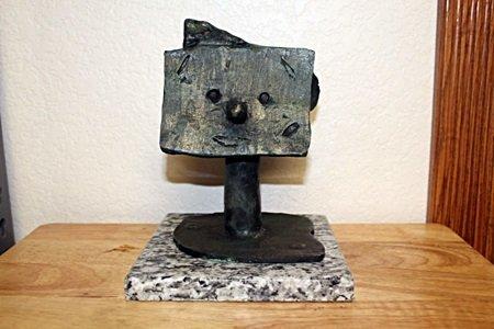 Bronze Sculpture by Artist  PICASSO (34T)