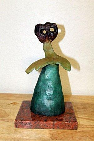 Bronze Sculpture by Artist  MIRO (25T)