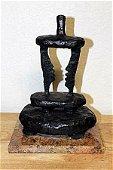 Bronze Sculpture by Artist BRAQUE (17T)