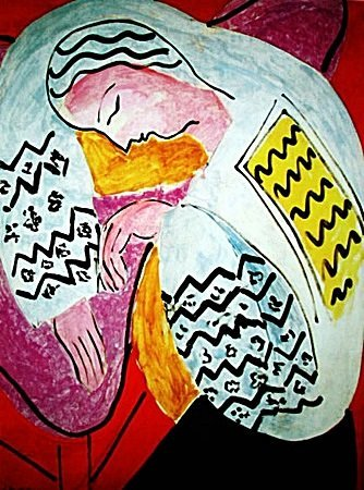 Limited Edition The Dream-By Matisse (4CQ)