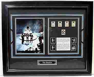 The Beatles & Ed Sullivan Memorabilia - LA6