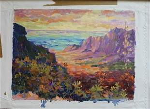 """Ocean Vista"" By Irene Sheri"