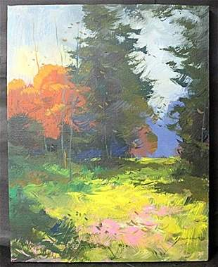 """Big Pine"" By Michael Schofield (109EF)"