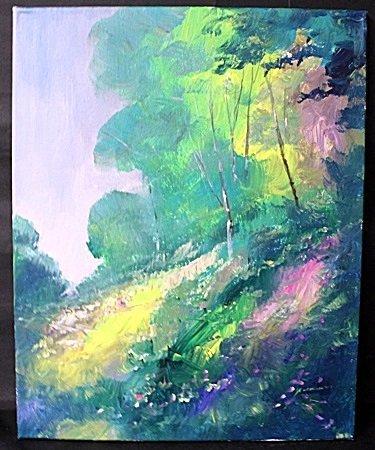 """Spring Break"" By Michael Schofield (96EF)"