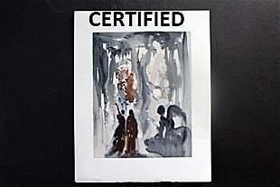 """Original Perfection - Paradise 13"" By Salvador Dali"