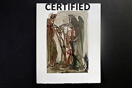 """""""The Proud One - Purgatory 11"""" By Salvador Dali"""