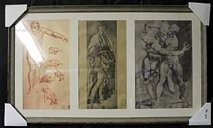 3-in-1 Museum Prints (EK 1174)