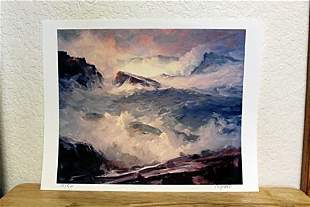 """The Coast"" By Robert Wood.(CC)"