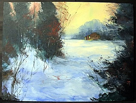 """""""Winter Deep Cold"""" By Michael Schofield (104EF)"""