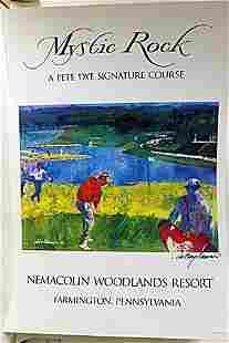 NEMACOLIN WOODLANDS RESORT BY LeRoy Neiman (25DG)