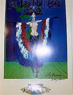 Les Folies Bergere BY Leroy Neiman (26DG)