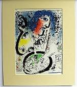 """""""UNTITILED"""" by MARC CHAGALL (7CT)"""