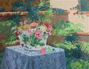 """Still Life"" By Christine Tidle"