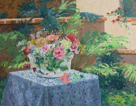 """Still Life"" By Christine Tidle"