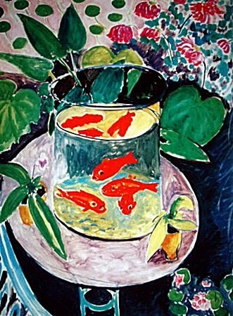 Limited Edition The Goldfish-By Matisse (6CQ)